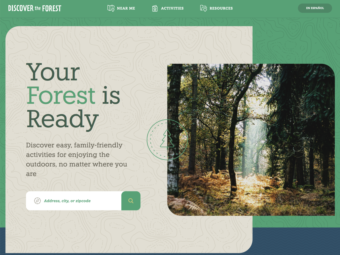 DiscovertheForest.org