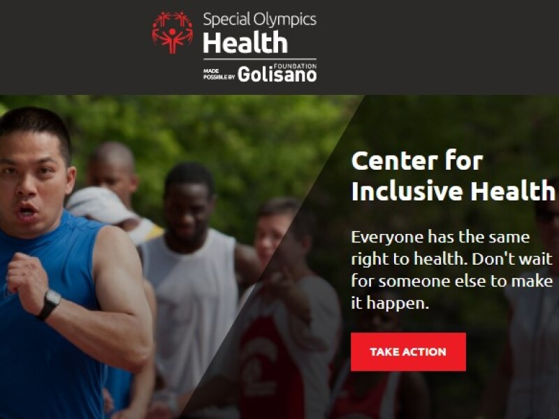 Center for Inclusive Health website