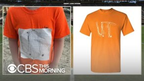 University of Tennessee sells shirt designed by bullied kid