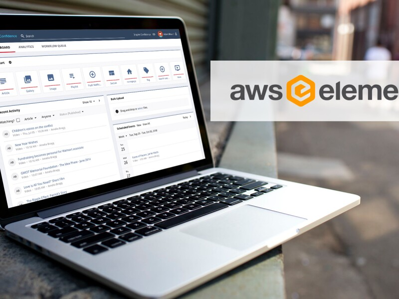 AWS Elemental and Brightspot