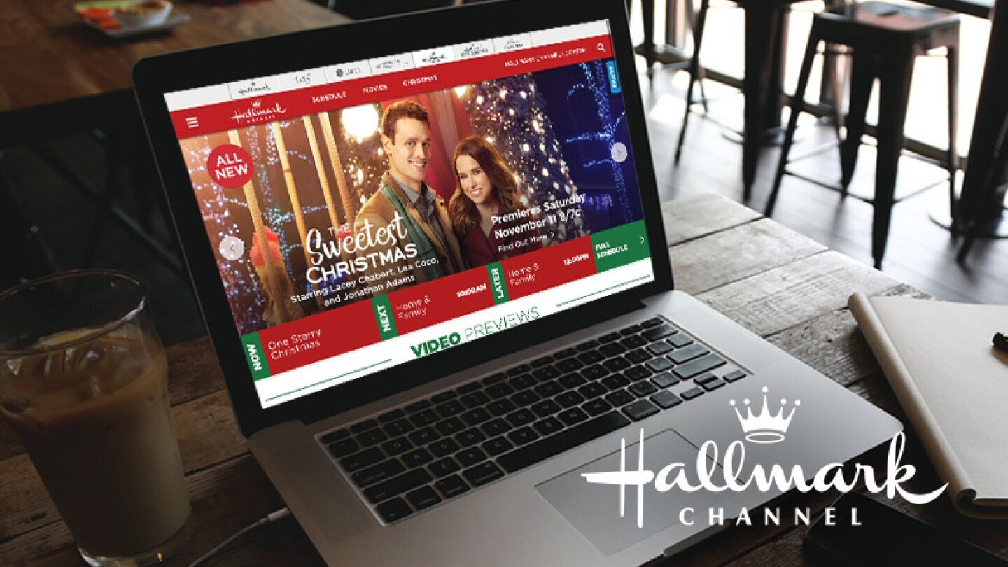 Hallmark CMS software customer