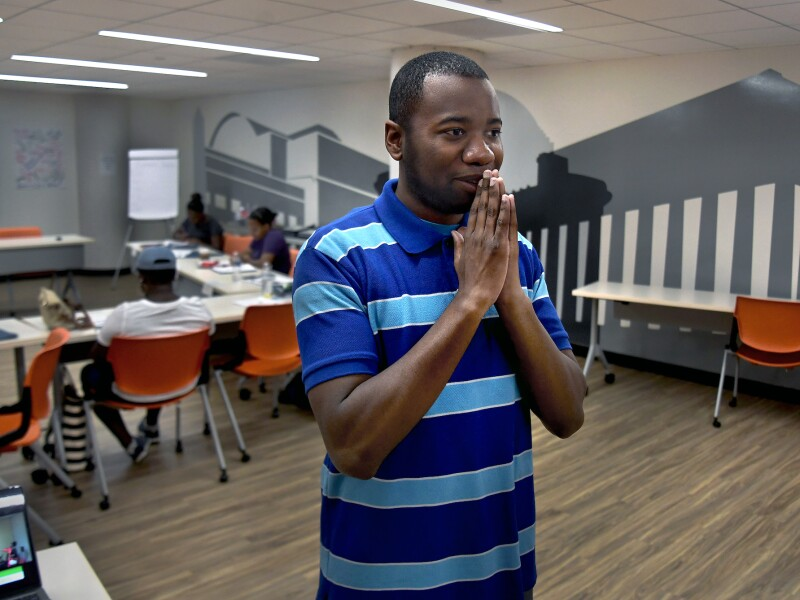utistic Student Attends Classes for Students with Disabilities